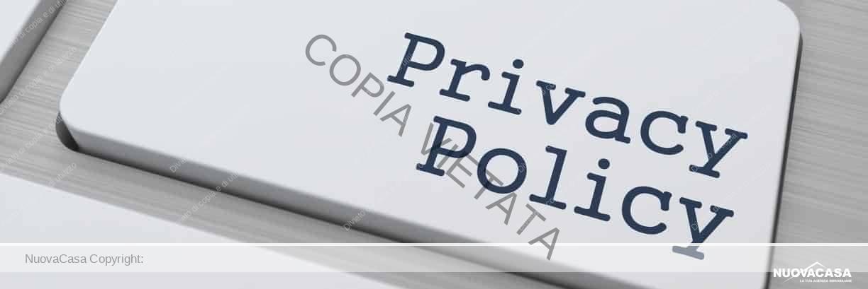 Privacy e Cookie policy - Nuova Casa Immobiliare Cagliari